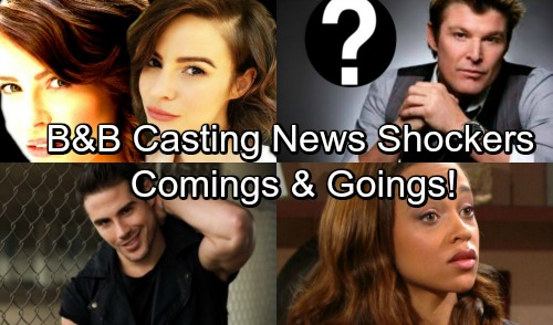 The Bold and the Beautiful Spoilers: Big Casting News - Comings and Goings - Trouble Looms For Quinn