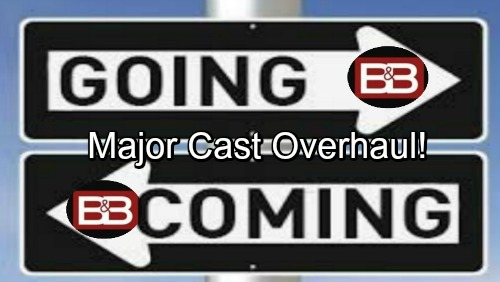 The Bold and the Beautiful Spoilers: Comings and Goings – Big Departures and a Debut - B&B Celebrates Major Milestone