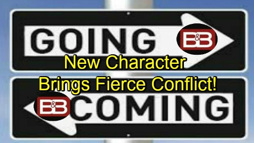 The Bold and the Beautiful Spoilers: Comings and Goings – Recast News and Comeback Drama – New Character Brings Fierce Conflict