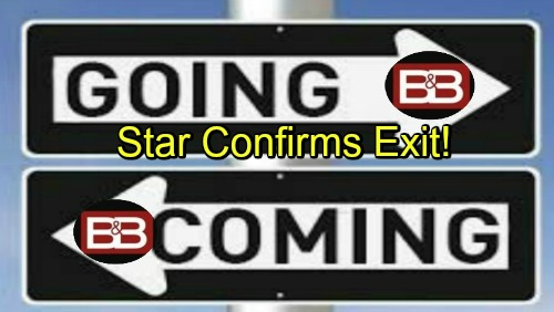 The Bold and the Beautiful Spoilers: Comings and Goings – B&B Star Confirms Departure – 'Lope' Wedding Brings a Fun Comeback