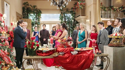 The Bold and the Beautiful Spoilers: All Thorne Wants For Christmas is Brooke's Love and Ridge's Misery - Ridge Is Going Down