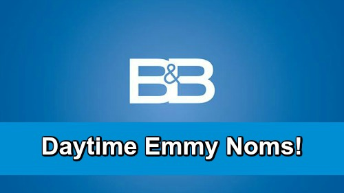 The Bold and the Beautiful Spoilers: Daytime Emmy Nominees Announced - Three Bold Stars Honored With Noms