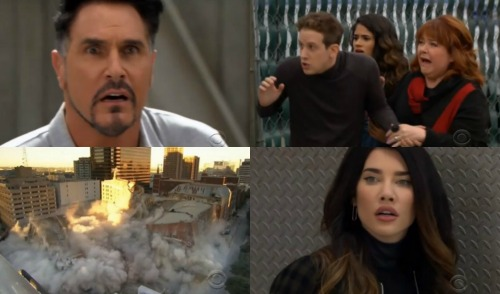The Bold and the Beautiful Spoilers: Monday, November 6 - Shirley Threatens Bill, Sally and Liam Struggle To Survive