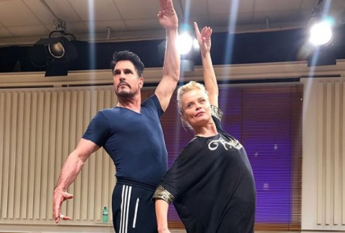 The Bold and the Beautiful Spoilers: Don Diamont Scores Great Partner for Italy's Dancing with the Stars – Meet Hanna Karttunen