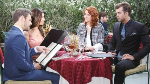 The Bold and the Beautiful Spoilers: Sally and Steffy Double Date Drama – Accused Katie Proves Her Innocence