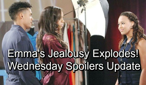 The Bold and the Beautiful Spoilers: Wednesday, October 3 – Liam and Bill's Huge Step Forward – Emma's Jealous Wrath Unleashed