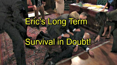 The Bold and the Beautiful Spoilers: Wyatt Sides with Quinn Against Steffy – Eric's Long-Term Survival Uncertain