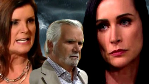 The Bold and the Beautiful Spoilers: Eric and Quinn Face New Problem - Sheila Returned or Is Deacon Sharpe On The Loose?
