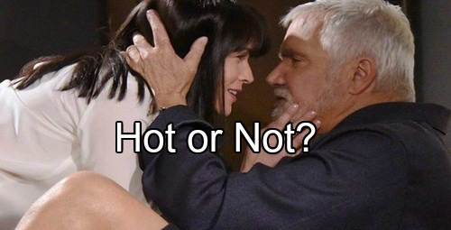'The Bold and the Beautiful' Spoilers: Is Eric and Quinn's Romance Hot or Not?
