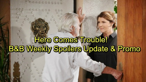 The Bold and the Beautiful Spoilers: Week of October 2 Updates – Brewing Scandals, Growing Conflict and Ultimate Revenge