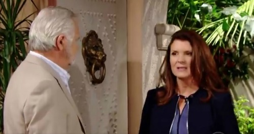 The Bold and the Beautiful Spoilers: Kimberlin Brown Signs One-Year Contract – Bradley Bell Says Sheila and Quinn War To The Death