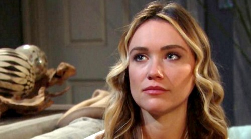 The Bold and the Beautiful Spoilers: Flo's Next Nightmare as a Logan - Brooke Fights To Get Phoebe Back From Steffy?