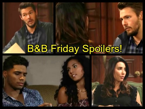 'The Bold and the Beautiful' Spoilers: Liam Promises Steffy a Bright Future, Quinn Says No – Zende Torn Between Guilt and Anger
