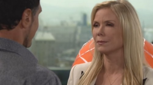 The Bold and the Beautiful Spoilers: Charlie Stuns Pam with News of Ridge and Quinn's Betrayal – Brooke's Present for Bill