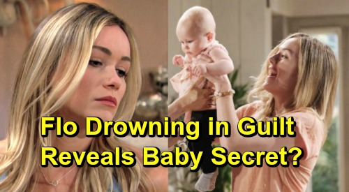 The Bold and the Beautiful Spoilers: Steffy's Return Propels Phoebe-Beth Drama – Flo Drowning in Guilt Reveals Truth?