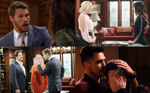 The Bold and the Beautiful Spoilers: 4 Devastating Blows – B&B Characters Hit with Shocking Heartbreak