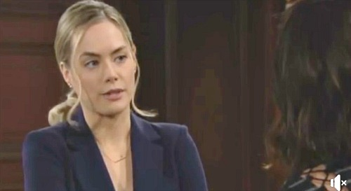The Bold and the Beautiful Spoilers: Wednesday, March 28 – Hope and Steffy's Hostility Explodes – Eric Suspects Secretive Quinn