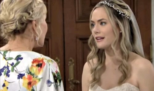 The Bold and the Beautiful Spoilers: Brooke Pushes Hard For Lope Wedding After Bill's Lies Exposed – Causes War With Taylor