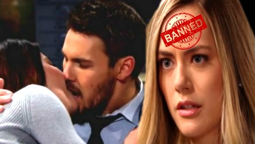 The Bold and the Beautiful Spoilers: Liam Reunites With Steffy - Wife Bans All Contact With Hope