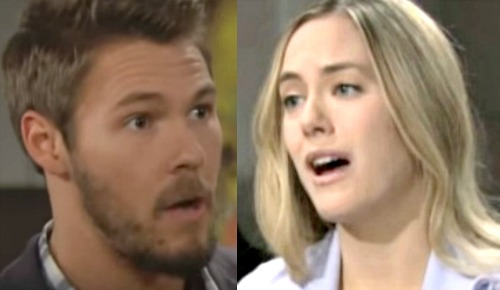 The Bold and the Beautiful Spoilers: Desperate Hope Begs Liam to Stand by Her – Insists Bill's Lies Shouldn't Change Their Future