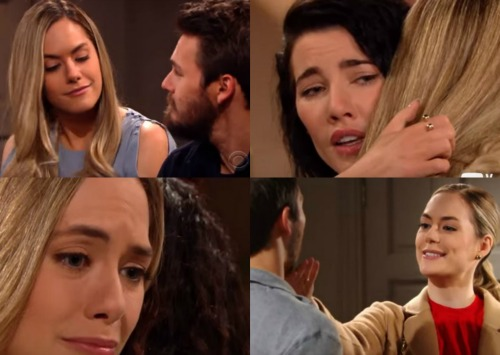 The Bold and the Beautiful Spoilers: Steffy Explodes Over Liam and Hope's Forrester Meeting – Alliance Out, War Is On