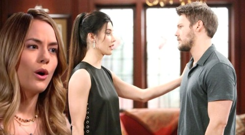 The Bold and the Beautiful Spoilers: Livid Hope Confronts Flip-Flopping Liam – Wonders If He Really Wants to Be with Steffy