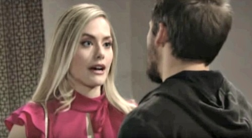 The Bold and the Beautiful Spoilers: Friday, January 19 - Ridge Goes Ballistic – Hope Surprises Liam