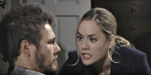The Bold and the Beautiful Spoilers: Friday, March 30 – Guilty Liam Convinces Hope – Ridge Confesses To Shooting