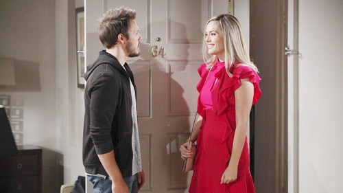 The Bold and the Beautiful Spoilers: Steffy Gathers Her Courage, Determined To Win Back Her Man – Liam's Shocking Response