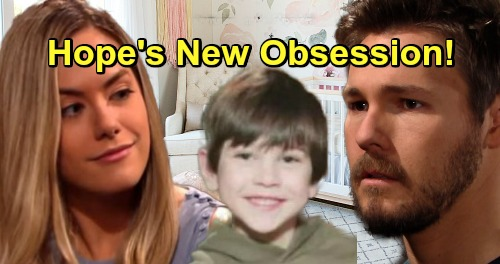 The Bold and the Beautiful Spoilers: Hope Serves as New Mommy to Grieving Douglas – Liam Worries About Latest Kid Obsession