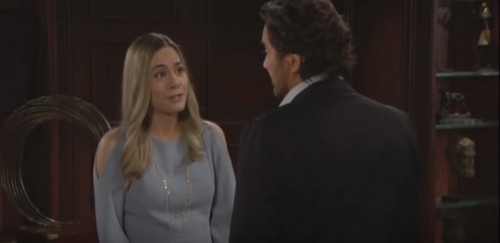 The Bold and the Beautiful Spoilers: Monday, February 19 – Steffy Pushes Liam to Put Daughter First – Ridge Offers a Sweet Gift