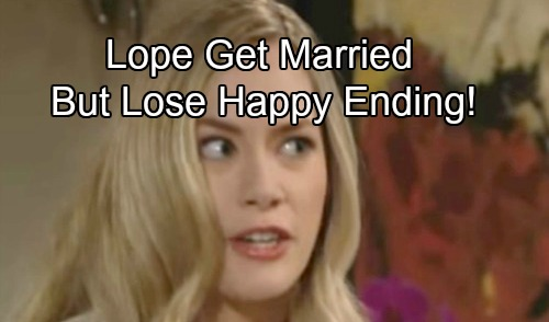 The Bold and the Beautiful Spoilers: Liam Marries Hope, But Shocking Setbacks Ruin Everything – No Happily Ever After for Lope