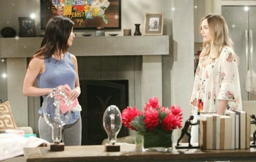 The Bold and the Beautiful Spoilers: Liam Destroys Steam, Drives Steffy Back To Bill