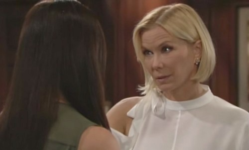 The Bold and the Beautiful Spoilers: Friday, April 20 – Hope Insists Liam Choose Her Over Steffy - Ridge Takes Heat