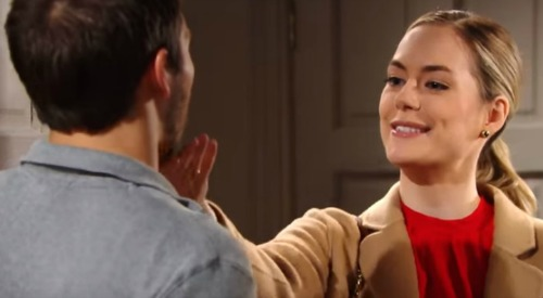 "The Young and the Restless Spoilers: Wednesday, February 21 – Billy and Phyllis Plot – Chelsea's Fears Grow – Devon Shuts Hilary Out          The Young and the Restless (Y&R) spoilers for Wednesday, February 21, tease that Phyllis (Gina Tognoni) will consider the new proof.  With Kevin (Greg Rikaart) and Sharon's (Sharon Case) help, Phyllis gets her hands on DNA evidence in Tuesday's episode.  The info from the police database confirms that Christian (Jude and Ozzy McGuigen) is Adam's (Justin Hartley) son.         On Wednesday, Phyllis will have to decide what she's going to do about that.  The Young and the Restless spoilers say Phyllis will meet up with Billy (Jason Thompson) to discuss a new plan.  She'll need his assistance as she works to bring down Chelsea.  Phyllis is fed up with all the lies and manipulation tactics.  She'll hope that Chelsea will pay the price once she puts the rest of her scheme in motion.         In the meantime, Y&R fans can expect some plenty of tension between Chelsea and Phyllis.  The Young and the Restless spoilers state that they'll trade barbs and dirty looks.  However, Chelsea will be terrified deep down.  She may fear that spilling the paternity secret was a bad idea.  After all, Phyllis just handed Chelsea more ammunition to use against her.           Sharon and Phyllis don't want Nick (Joshua Morrow) to get hurt, but doesn't he deserve the truth?  As painful as it is, Nick would undoubtedly rather hear about this now instead of years down the road.  That goes for many Y&R viewers, too!  This secret will indeed be revealed to Nick before Chelsea's exit, so stay tuned.         Elsewhere, Hilary (Mishael Morgan) will reach out to Devon (Bryton James).  Now that he's had a chance to cool off, Hilary will hope she can make amends.  Unfortunately, Devon will remain annoyed and disappointed.  He'll shut Hilary out in Wednesday's episode, so Hilary will continue to mope.         Hilary wants Devon back, but her old transgressions have caused another stumbling block.  The Young and the Restless spoilers say a ""Hevon"" reunion is still in the works, but this obstacle will cause a bit of a delay.  What will it take to make Devon forgive Hilary?  There's surely something that can shift the situation sooner or later.         It sounds like some exciting scenes are coming up.  We'll give you updates as other Y&R news emerges.  Stick with the CBS soap and don't forget to check CDL often for the latest Young and the Restless spoilers, updates and news."