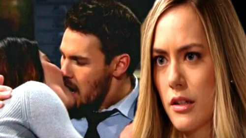 The Bold and the Beautiful Spoilers: Hope Can't Let Guard Down – Liam Flips Back To Steffy