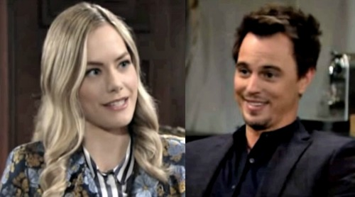 The Bold and the Beautiful Spoilers: Week of January 26 - Wyatt and Hope Reconnect Over Liam's Breakup