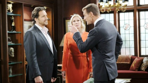 The Bold and the Beautiful Spoilers: Eric Faces Sheila Surprises – Spooked Charlie Warns Pam – Thorne's Plan Spells Trouble