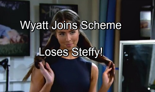 'The Bold and the Beautiful' Spoilers: Quinn and Ivy Rev Up Liam Pursuit – Wyatt Joins Scheme, Loses Steffy