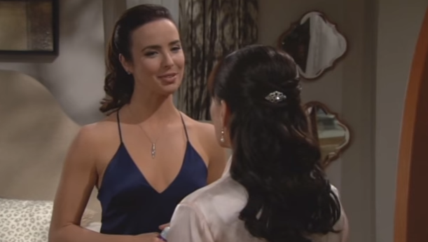 'The Bold and the Beautiful' Spoilers: Quinn Warns Steffy Will Regret Choosing Liam – Ivy Returns For Quinn's Plot