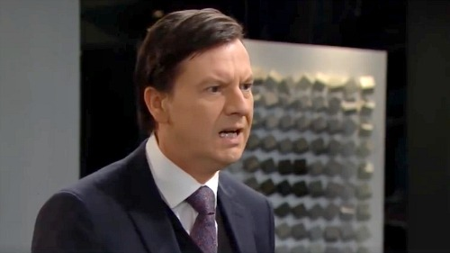 The Bold and the Beautiful Spoilers: Bill Didn't See Murder Attempt - Shooter Revealed Through Elimination Process