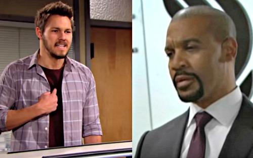 The Bold and the Beautiful Spoilers: Justin Learns Liam's the Shooter - Blackmail's Bill With Dangerous Secret