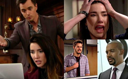 The Bold and the Beautiful Spoilers: Justin Blackmails Steffy's Doctor To Fake Paternity Error – Bill's Evil Plan Shatters Liam