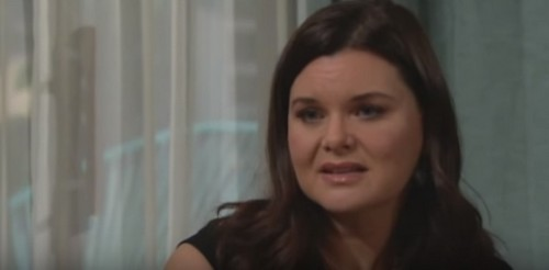 The Bold and the Beautiful Spoilers: Thursday, February 22 – Sally and Bill Face Off – Quinn Gets Great News – Katie Struggles