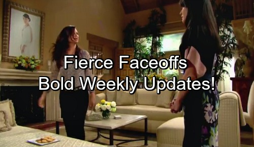 The Bold and the Beautiful Spoilers: Week of April 3 Updates – Fierce Faceoffs, New Tactics and Heartfelt Pleas