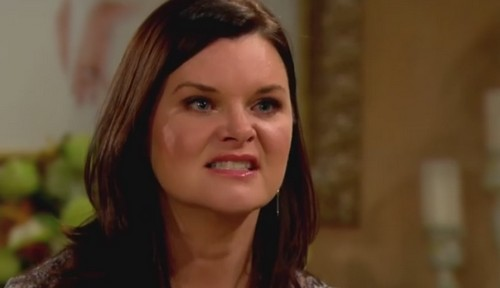 The Bold and the Beautiful Spoilers: B&B Week of April 3 - Katie Threatens to Destroy Quinn's Life