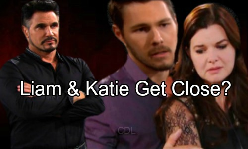 'The Bold and the Beautiful' Spoilers: Liam and Katie Team Up, Keep Tabs on Love Interests – Partnership Turns to Romance?