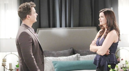 The Bold and the Beautiful Spoilers: Bill Not Above Using Will To Silence Wyatt – Katie Plays Long Game