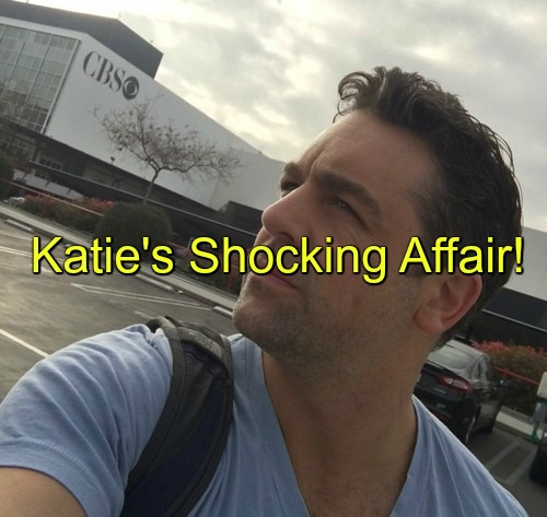 The Bold and the Beautiful (B&B) Spoilers: Bill Stunned by Katie's Affair - Bridget Offers Brooke Shoulder to Cry On