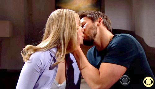 The Bold and the Beautiful Spoilers: Steffy Kisses Liam After His Lip Lock with Hope – Liam Pulled Back Toward Pregnant Wife